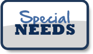 Special Needs button for Paragon Gymnastics Training Center of Fredericksburg, VA